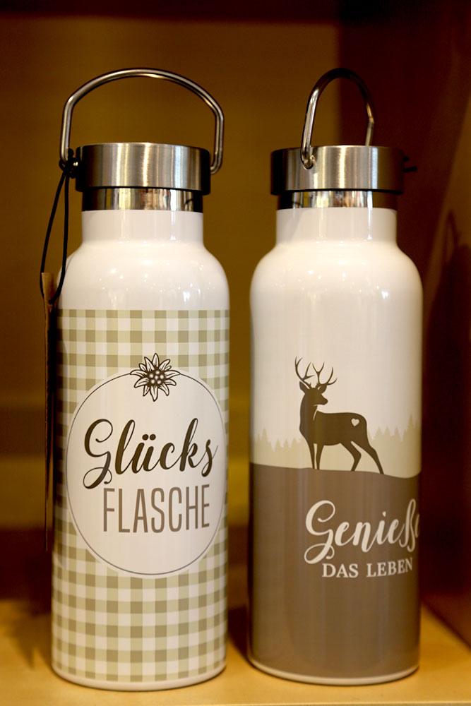 Stylische Flaschen