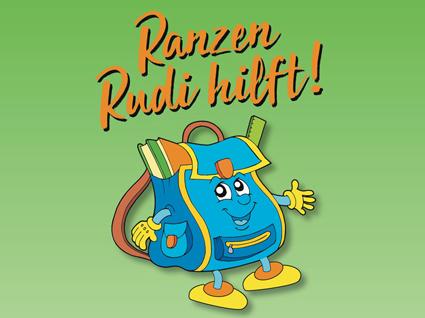 Ranzen Rudi hilft
