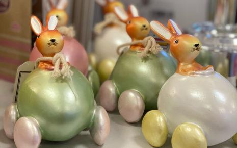 Hasendeko für Ostern
